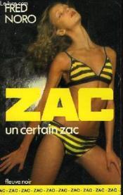Un Certain Zac - Couverture - Format classique