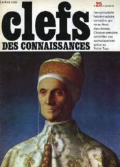 Clefs Des Connaissances - N°25 - Couverture - Format classique