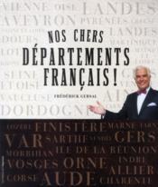Nos chers départements français ! - Couverture - Format classique