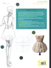 Le modélisme ou l'architecture de la mode - 4ème de couverture - Format classique