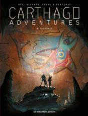 Carthago adventures T.3 ; Aipaloovik - Couverture - Format classique