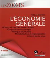 L'économie générale (8e édition) - Couverture - Format classique