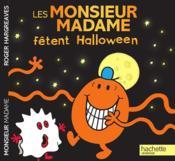 Les Monsieur Madame fêtent Halloween - Couverture - Format classique