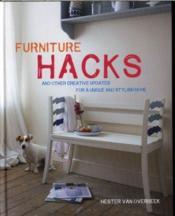 Furniture Hacks - Couverture - Format classique