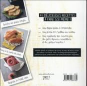 100 % viennoiseries et brioches - 4ème de couverture - Format classique