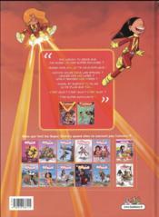 Les Super Sisters T.2 ; Super Sisters contre Super Clones t.1 - 4ème de couverture - Format classique