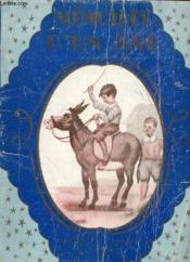 Memoires D'Un Ane - Couverture - Format classique