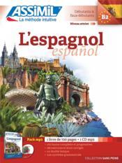 L'espagnol ; débutants et faux-débutants B2 (édition 2017) - Couverture - Format classique