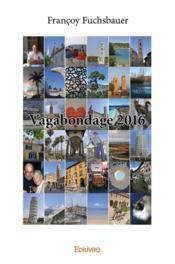 Vagabondage 2016 - Couverture - Format classique