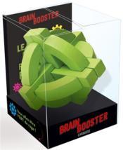Brain booster / vert ; vous allez être vert de rage ! - Couverture - Format classique