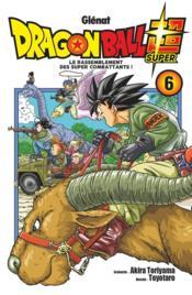 Dragon ball super - tome 06 - Couverture - Format classique
