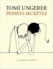 Pensées secrètes - Couverture - Format classique