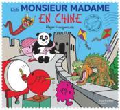 Les Monsieur Madame en Chine - Couverture - Format classique