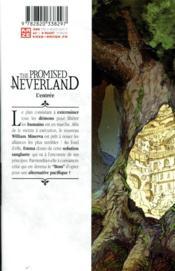 The promised Neverland T.15 - 4ème de couverture - Format classique