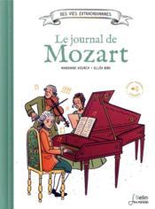 Le journal de Mozart - Couverture - Format classique