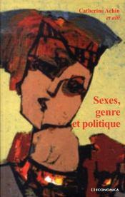 Sexes, Genre Et Politique - Intérieur - Format classique