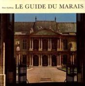 Nouveau guide du Marais - Couverture - Format classique