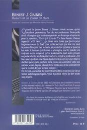 Mozart Est Un Joueur De Blues - 4ème de couverture - Format classique