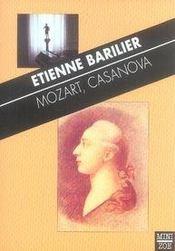 Mozart, casanova - Intérieur - Format classique