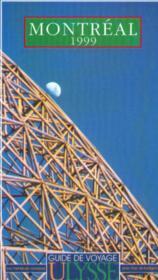 Montreal 1999 - Couverture - Format classique