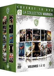 La Collection Warner : Volumes 1 À 10 - Couverture - Format classique