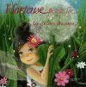 Hortense petite fée ; la clé des champs - Couverture - Format classique