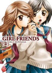 Girl friends t.4 - Couverture - Format classique