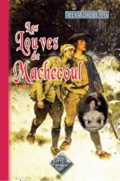 Les louves de Machecoul t.1 - Couverture - Format classique