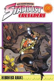 Jojo's bizarre adventure - saison 3 ; stardust crusaders T.6 - Couverture - Format classique