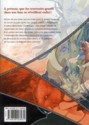 Antimagia t.1 - 4ème de couverture - Format classique