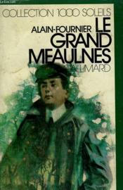 Le Grand Meaulnes. Collection : 1 000 Soleils. - Couverture - Format classique