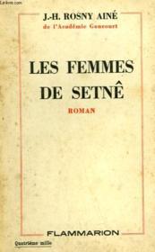 Les Femmes De Setne. - Couverture - Format classique