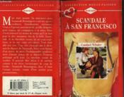 Scandale à San Francisco - Couverture - Format classique
