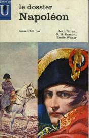 Le Dossier Napoleon - Couverture - Format classique
