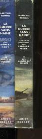 La Guerre Sans Haine - 2 Tomes - Couverture - Format classique