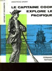 Le Capitaine Cook Explore Le Pacifique - Couverture - Format classique