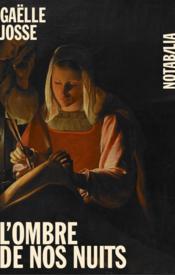 L'ombre de nos nuits - Couverture - Format classique