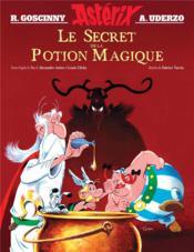 Astérix ; le secret de la potion magique - Couverture - Format classique