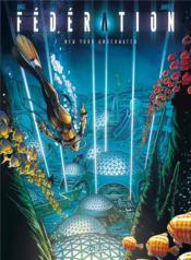 Fédération T.2 ; New York underwater - Couverture - Format classique