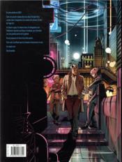 Fédération T.2 ; New York underwater - 4ème de couverture - Format classique