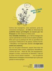 Vélotaf ; mode d'emploi du vélo au quotidien - 4ème de couverture - Format classique