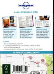 Buenos Aires (2e édition) - 4ème de couverture - Format classique