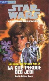 La Cite Perdue Des Jedi T.2 - Intérieur - Format classique