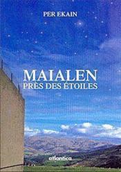Maialen près des étoiles - Couverture - Format classique