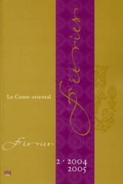 Feeries N.2 ; Le Conte Oriental - Couverture - Format classique