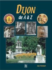 Dijon de A à Z - Couverture - Format classique