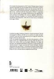 Philippe Jacquin-Ravot, de l'usage des images - 4ème de couverture - Format classique