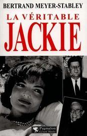 La Veritable Jackie - Intérieur - Format classique