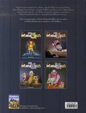 Impondérables t.3 ; des déprimés - 4ème de couverture - Format classique