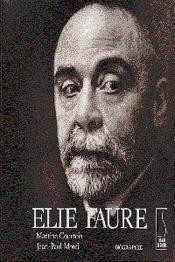 Elie Faure - Couverture - Format classique